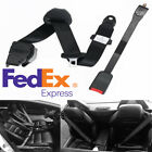 Lengthen 3-Point Car Seat Belt Kit Adjustable Fit for Car Truck RV US Stock