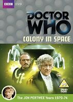 Doctor Who - Colony in Space [DVD] [1971][Region 2]