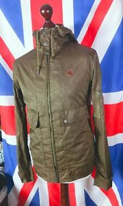 Pretty Green Paisley Shimmer Jacket - S/M - Green - Mod Casuals 60's
