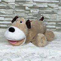 Stuffies Digger Puppy Dog Stuffed Animal Pillow Plush Soft 2011 w Plush Heart
