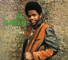 Al Green - Let's Stay Together [New CD] Digipack Packaging