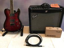 Fender Telecaster Custom FMT HH w/Mustang III v.2 AMP