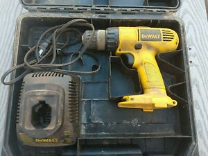DEWALT Cordless Drill DW928-K With Carrying Case, No Battery