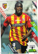 Panini Foot Adrenalyn 2014/2015 - Adamo COULIBALY - Racing Club de Lens (A1160)