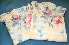2 RALPH LAUREN  Parsonage Floral Standard Pillowcases French Country Lorraine
