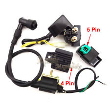 Ignition Coil CDI Regulator Rectifier Relay 50cc 70 90cc 110 cc Chinese ATV Quad