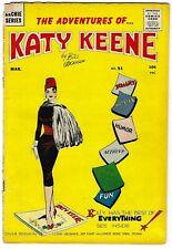 Kay Keene Comics #51 - Bill Woggon art