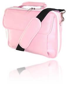 "10""-11"" Netbook Notebook Laptop Tablet iPad Case Bag Polyester Pastel Pink"