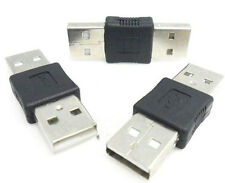 usb male to usb male adapter converter  joiner