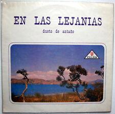 DUETO DE ANTANO con Guitarras LP En Las Lejanias PASILLO Danza Vals Bambuco
