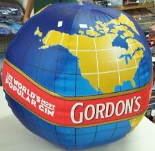 Gordon's Gin World Globe Inflatable Man Cave Decoration Dangler Sign