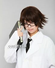 Durarara Shinra Kishitani Csoplay Wig Costume