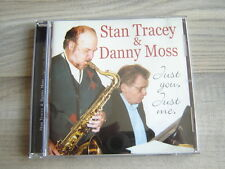 british jazz CD swing *SIGNED* uk STAN TRACEY & DANNY MOSS Just You Me ellington