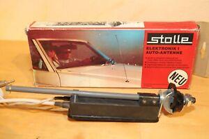 Stolle Elektronik I, Elektrische Auto Antenne 12V, für Radio,  Oldtimer