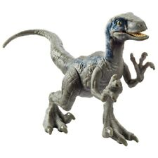 Jurassic World Attack Pack Velociraptor Blue Dinosaur