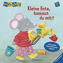 ministeps® Bücher: Kleine Ente, kommst du mit?: A... | Buch | Zustand akzeptabel
