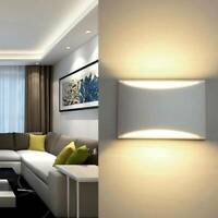 Modern 7W LED Wall Light Up Down Lamp Sconce Spotlight Home Bedroom Fixture