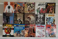 Punch And Judy Grendel 15 Magazine Sized Indy Graphic Novels Book Lot Comics