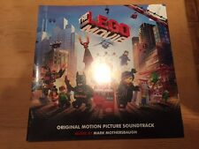 LEGO MOVIE SOUNDTRACK 2x LP NEW Emmet Edition Mark Mothersbaugh/Tegan And Sara