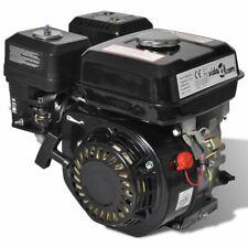 vidaXL Benzinemotor 6,5 pk Benzine Motor Motors Aandrijving Aandrijfmotor