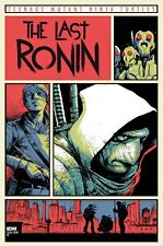TMNT THE LAST RONIN #4 2021 Main (1:10)  IDW NM  (8/11/21) Pre Order - RED HOT