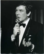 GUMSHOE 1971 Albert Finney ORIGINAL PORTRAIT #449 Microphone