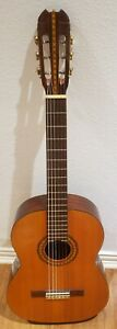 Good Used Epiphone Classic EC-20 Acoustic Guitar Circa 1970s Made in Japan