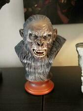 Extremely Rare! Planet of the Apes Koba Figurine LE of 5 Bust Movie Statue