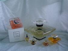 Großfactice Tresor von Lancome cm + 4 Kleinfacticen  + Miniatur + Miniparfüm