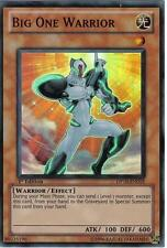 Yu-Gi-Oh Yugioh Big One Warrior DP10-EN015 Super Rare 1st Mint!