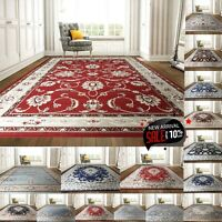 New Classic Vintage Area Rugs Living Room Traditional Carpets Hallway Runner Mat