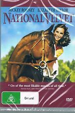 National Velvet G 1944 2014 Mickey and Elizabeth Taylor Rooney DVD