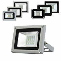 LED Flood Light 12V 10W 20W 30W Spotlight Security Yard Garden Outdoor Lamp US