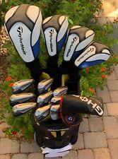 Taylormade SLDR Speedblade Golf Set Right Handed STIFF Flex