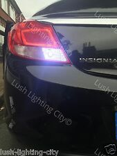 Vauxhall Insignia Led Luz Reversa Bombilla Canbus Error Free Xenon Blanco