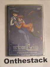 Stellvia DVD Vol. 8: Foundation VIII (2005) Sealed!