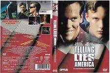 TELLING LIES IN AMERICA - UN MITO DA INFRANGERE (1997) dvd ex noleggio