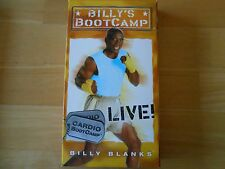 Billy's Bootcamp - Cardio Boot Camp - VHS 2004