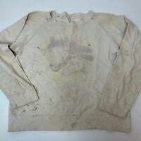 Vintage 60s Distressed Sweat Horse Graphic