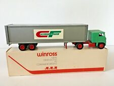 Consolidated Freightways '72 Winross Truck Model 1/64th Scale Replica