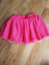 H&M Girls Pink Tutu Skirt bnwt Size 5-6 years