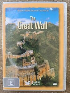 The Great Wall DVD Reader's Digest Brand New Scenic Walks Around The World