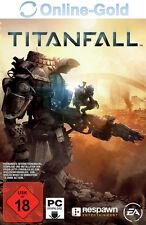 Titanfall Key EA Download Code Vollversion via Email [Origin] [PC] [DE/EU]