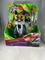 """New Nickelodeon TMNT Out Of The Shadows 11"""" Raphael"""