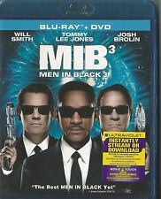 MEN IN BLACK 3 MIB BLU-RAY/DVD 2 DISC BRAND NEW