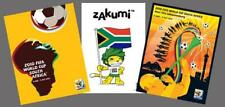Vintage Original WORLD CUP 2010 SOUTH AFRICA Official 3-POSTER Collector's Set
