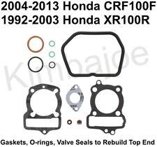 HONDA TOP END KIT 04-13 CRF100F PISTON 53MM CRF100F 13101-KN4-A60