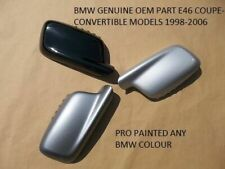 BMW 7 Series 01-08 wing door mirror cover PAINTED ANY COLOUR