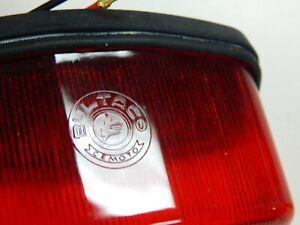 BULTACO TAIL LIGHT LAMP PILOT W/ LOGO SHERPA ALPINA MATADOR ASSEMBLY 250 350