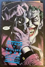 Batman: The Killing Joke (Dc Comics 1988) 5th Fifth Printing Alan Moore Bolland
